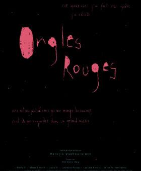 Ongles Rouges : Projection @ Louvain-la-Neuve