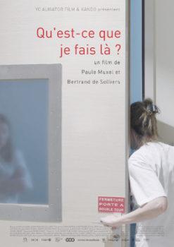 Qu'est-ce que je fais là ? : Projection @ Bruxelles - FLAGEY