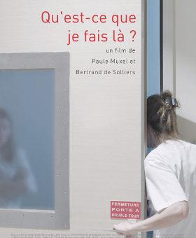 Qu'est-ce que je fais là ? : Projection @ Bruxelles – FLAGEY